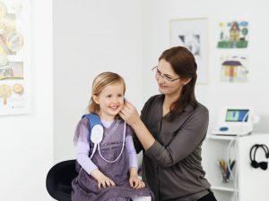 ציוד רפואי לבעיות שמיעה