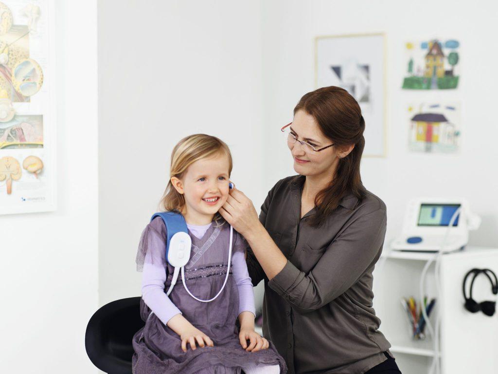 בדיקת שמיעה תינוקות וילדים