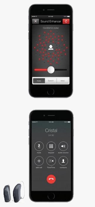 אפליקציית ReSound Smart